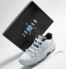 AIR JORDAN 11 RETRO LOW LEGEND BLUE AV2187-117 US MEN SZ 10.5 ( IN Hand )