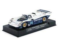 Slot.it CA25B Porsche 962 IMSA - Sebring 1987 - suits Scalextric slot car track