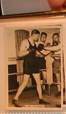 #117 jack petersen boxing cardiff sport card