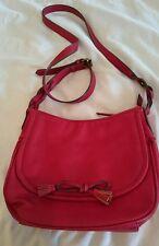 Red Small Laura Ashley Shoulder Bag Nwot