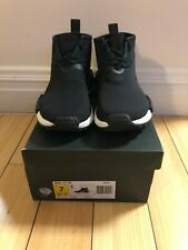 new arrival da599 88e79 Adidas NMD C1 TR Chukka Ultra Boost Trail Black Men s 7 Excellent ( WORN  ONCE )