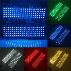 12V 5 Color 5 SMD 5050 LED Module Light Waterproof Hard Strip Bar Light Lamp NEW