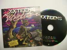 XX TEENS The Way We Were –  2008 UK CD Card Sleeve -  Mute official release