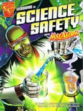 Lessons in Science Safety with Max Axiom, Super Scientist (Graphic-ExLibrary