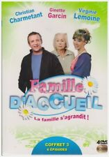 Famille d'Acceuil Coffret 3 (DVD)  ~ Bruno Bontzolakis