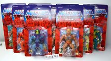 MOTU, Commemorative Figures Lot, Masters of the Universe, MOC, sealed, He-Man