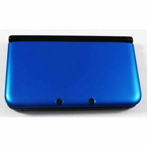 Authentic Refurbished Nintendo 3DS XL (Blue) w/Charger
