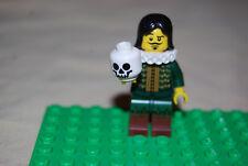 Lego Thespian Minifigure w/ Skull Minifig 8883 Series 3