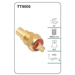 Tridon Engine Temp Switch TTS005 fits Mitsubishi Sigma Scorpion 2.6 (GE), 2.6...