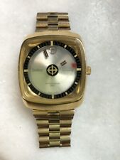 Zodiac Astrographic Vintage 1970's Mystery Dial Automatic