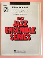Easy Pak #32, arr. Jerry Nowak, 6 Big Band Arrangements