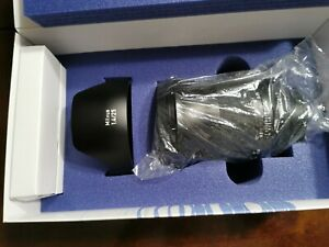 Top Mint Carl Zeiss Milvus 25mm f/1.4  ZF.2 (for Nikon F mount)