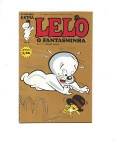 Lelo #9 1976 Brazilian Spooky Frog Cover !