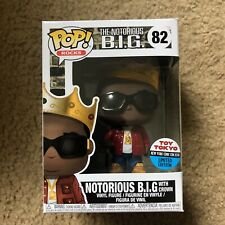 Notorious B.I.G Bundle - NYCC 2018 Toy Tokyo Excl. & Common - Funko Pop