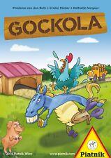 PIATNIK gockola - Ein tierisch rapide Jeu de cartes 658402