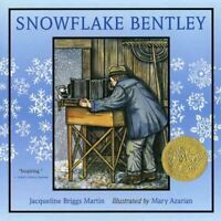 Snowflake Bentley, Paperback by Martin, Jacqueline Briggs; Azarian, Mary (ILT...
