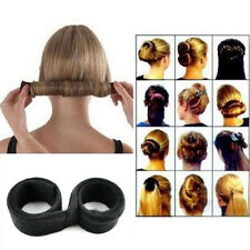 Neu Mode Twister Haarroller Frisurenhilfe Haarknoten Twist Maker Hairagami