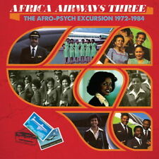 Africa Airways 3 The Afro-Psych Excursion 1972 to 1984 Vinyl LP Record funk NEW!