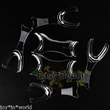 6pcs Dental Lip Oral Mouth Cheek Opener Retractor Photographic Tool Autoclaved