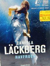 CAMILLA LACKBERG HAVFRUEN DANISH MERMAID AUDIOBOOK (2 CD - MP3 + MPEG4)
