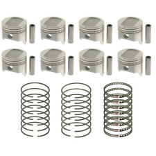 Engine Piston Kit-Set with Rings Sealed Power 8K463P 30