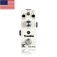 EX Trouble Obsessive Compulsive Overdrive Guitar Effects Pedal TC16 V1