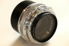 RARE!! VINTAGE ZEISS-OPTON 35MM F/2.8 BIOGON LENS CONVERTED TO LEICA M-MOUNT