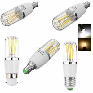 E14 E27 LED Filament Light Bulb Dimmable B22 30W 40W 60W Incandescent Lamp DC12V
