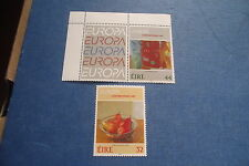 "IRELAND (ÉIRE). 1993 TWO STAMPS ""EUROPA. CONTEMPORARY ART"" UNMOUNTED MINT"