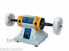 Multi-use Polishing Machine Lathe sander grinder Buffing Motor 0-10000rpm 320W
