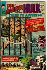TALES TO ASTONISH #70 5.5 // SUB-MARINER STARTS AS LEAD CHARACTER 1965