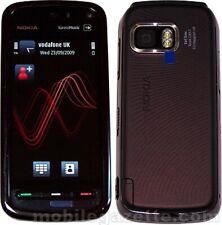 NOKIA 5800 bon marché TOUCH Téléphone Mobile-Débloqué avec un nouveau chargar et garantie
