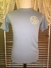 Youth NEW NWOT ANVIL L Large Sz 14 Light Blue Riding High In The Saddle T-Shirt