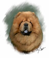 10 Chow Chow Note Cards Wow! How Cute!
