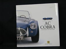 Haynes, Book, AC Cobra, The truth behind the Anglo-American Legend, Rinsey Mills