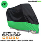 4XL Waterproof Motorcycle Cover For Harley-Davidson Road King Glide Touring US