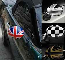 Mirror Manual style Caps Covers For MINI Cooper/S/ONE R55 R56 R57 R60 R61