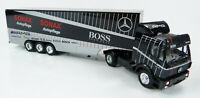 MB Mercedes Koffersattelzug Boss Sonax AMG Herpa 1:87 H0 ohne OVP [KU2-B3]