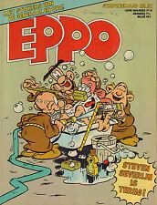 STRIPWEEKBLAD EPPO 1978 nr. 31 - STICKERS DE GENERAAL & OPA/STORM/ROEL DIJKSTRA