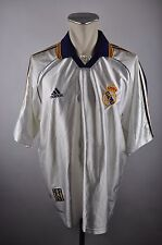 Real Madrid Maillot 1998-99 taille xl sans sponsor Adidas 90er old school Espagne