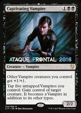 MTG CAPTIVATING VAMPIRE - Vampiro cautivador - COMMANDER 2017 ENGLISH