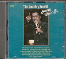 SAMMY DAVIS JR The Country Side Of 1989 CD