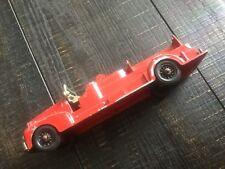 Vintage Hubley Kiddie Toy Fire Truck Metal Car Collectable