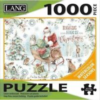 MAGICAL HOLIDAYS - LANG ART - 1000 PIECE JIGSAW PUZZLE - BRAND NEW - 5038044