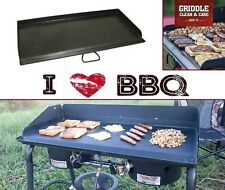 Flat Top Griddle 32'' Restaurant Professional Steel For Commercial Grill