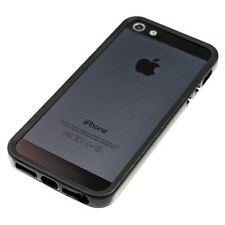 KWMOBILE COQUE pour APPLE iPhone 5 5s Noir tpu case Cover en silicone protection