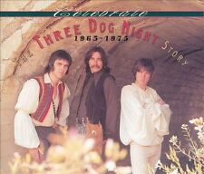 Celebrate: The Three Dog Night Story, 1965-1975 by Three Dog Night (CD, Dec-1993