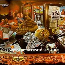 Frank Zappa CD Apostrophe/Overnite Sensation (1986, Ryko Distribution)