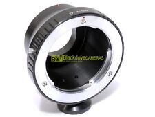 Anello adapter per ottiche Minolta MD su corpi Pentax Q con innesto treppiedi.