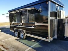 New 2021 8x16 Enclosed Concession Trailer Food Trailer Food Truck Vending